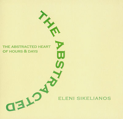 The Abstracted Heart of Hours & Days