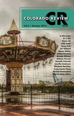 Colorado Review Summer 2015