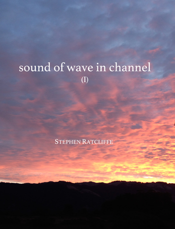 sound of wave in channel, Books I and II