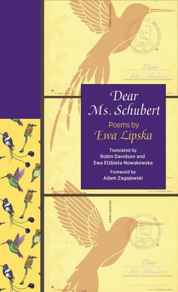 Dear Ms. Schubert