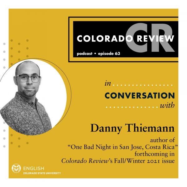 CR Podcast Social Media Graphic October 2021 Thiemann